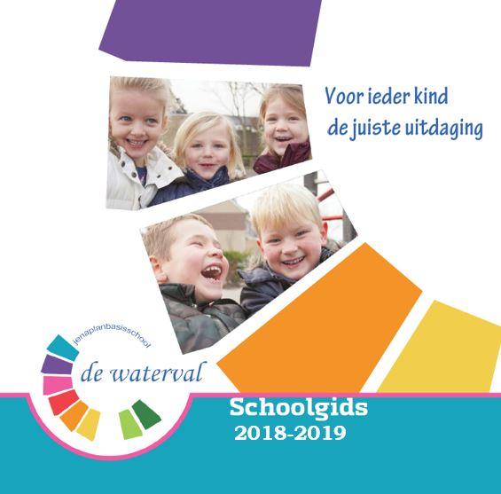 voorkant schoolgids 2018-2019
